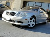 2004 Brilliant Silver Metallic Mercedes-Benz S 500 Sedan #55283391