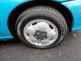 Dodge Neon 1996 Wheels and Tires