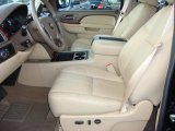 2010 Chevrolet Silverado 1500 LTZ Crew Cab Dark Cashmere/Light Cashmere Interior