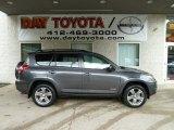 2011 Magnetic Gray Metallic Toyota RAV4 Sport 4WD #55332437