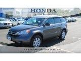 2011 Urban Titanium Metallic Honda CR-V SE #55332598