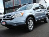 2010 Glacier Blue Metallic Honda CR-V EX #55332388