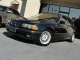 Oxford Green Metallic BMW 5 Series in 2000