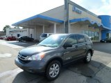 2011 Polished Metal Metallic Honda CR-V SE 4WD #55332717