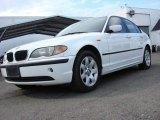 2004 Alpine White BMW 3 Series 325xi Sedan #55332383