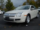 2008 Light Sage Metallic Ford Fusion SE V6 AWD #55332562