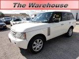 2007 Chawton White Land Rover Range Rover HSE #55332344