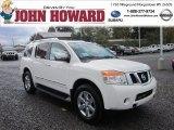 2012 Blizzard White Nissan Armada Platinum 4WD #55332671