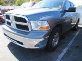 2011 Mineral Gray Metallic Dodge Ram 1500 SLT Quad Cab #55332520