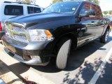 2009 Brilliant Black Crystal Pearl Dodge Ram 1500 Sport Crew Cab #55332514