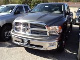 2012 Mineral Gray Metallic Dodge Ram 1500 Big Horn Quad Cab 4x4 #55365365