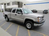 2004 Chevrolet Silverado 2500HD LT Extended Cab 4x4 Data, Info and Specs