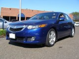 2009 Vortex Blue Pearl Acura TSX Sedan #55365542