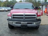 1999 Metallic Red Dodge Ram 1500 SLT Extended Cab 4x4 #55365153