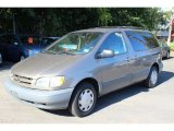 1998 Beige Mica Pearl Metallic Toyota Sienna LE #55365524