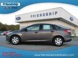 2012 Sterling Grey Metallic Ford Focus S Sedan #55365096