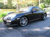 2010 Porsche 911 Basalt Black Metallic