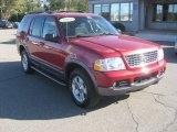 2003 Redfire Metallic Ford Explorer XLT 4x4 #55365268