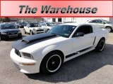 2007 Performance White Ford Mustang GT Premium Coupe #55365075