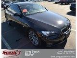 2009 Jet Black BMW 3 Series 328i Coupe #55365235