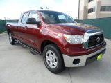 2007 Salsa Red Pearl Toyota Tundra SR5 Double Cab #55365217