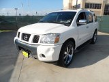 Nissan Armada 2005 Data, Info and Specs