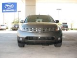 2003 Polished Pewter Metallic Nissan Murano SE #5519813
