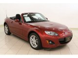 2009 Mazda MX-5 Miata Copper Red Mica