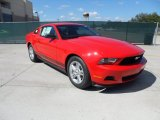 2012 Race Red Ford Mustang V6 Coupe #55365195