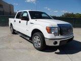 2011 Oxford White Ford F150 Texas Edition SuperCrew #55365191