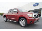 2007 Salsa Red Pearl Toyota Tundra Limited CrewMax #55402081