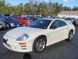2003 Dover White Pearl Mitsubishi Eclipse GTS Coupe #55402312