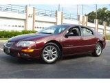 2000 Chrysler 300 Dark Garnet Red Metallic