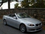 2007 Titanium Silver Metallic BMW 3 Series 328i Convertible #55402050
