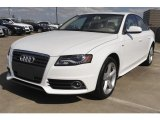 Audi A4 2012 Data, Info and Specs