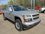 2012 Chevrolet Colorado Work Truck Extended Cab Data, Info and Specs