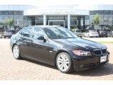2008 Black Sapphire Metallic BMW 3 Series 328i Sedan #55402286