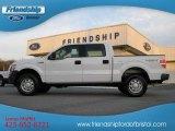 2011 Oxford White Ford F150 XL SuperCrew 4x4 #55402015