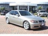 2008 Platinum Bronze Metallic BMW 3 Series 335i Sedan #55402280