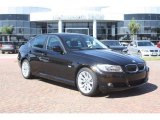 2011 Jet Black BMW 3 Series 328i Sedan #55402266