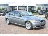 2011 Space Gray Metallic BMW 3 Series 328i Sedan #55402264