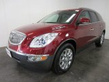 2011 Red Jewel Tintcoat Buick Enclave CXL AWD #55402244