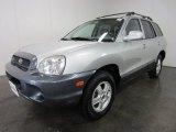 2004 Pewter Hyundai Santa Fe  #55402241