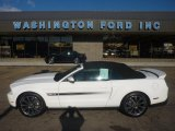 2011 Performance White Ford Mustang GT/CS California Special Convertible #55402237