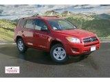 2011 Barcelona Red Metallic Toyota RAV4 I4 4WD #55401926
