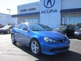 2006 Vivid Blue Pearl Acura RSX Type S Sports Coupe #55401875
