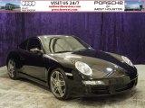 2007 Black Porsche 911 Carrera 4S Coupe #55402185
