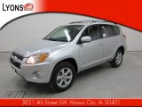2011 Classic Silver Metallic Toyota RAV4 V6 Limited 4WD #55401584