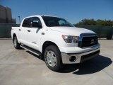 2012 Super White Toyota Tundra SR5 TRD CrewMax 4x4 #55402142