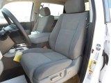 2012 Toyota Tundra SR5 TRD CrewMax 4x4 Graphite Interior